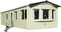 Fantastic STATIC CARAVAN FOR SALE SITED ON PENYWERN HOLIDAY HOME PARK Near